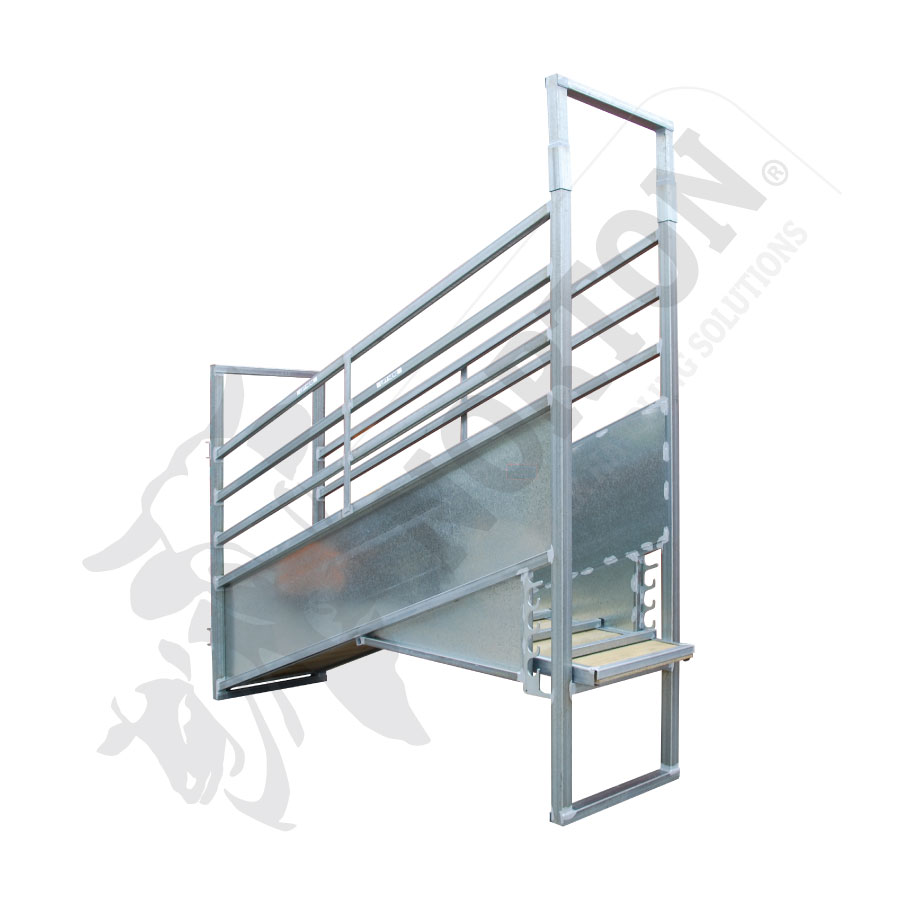 economy-adjustable-cattle-loading-ramp
