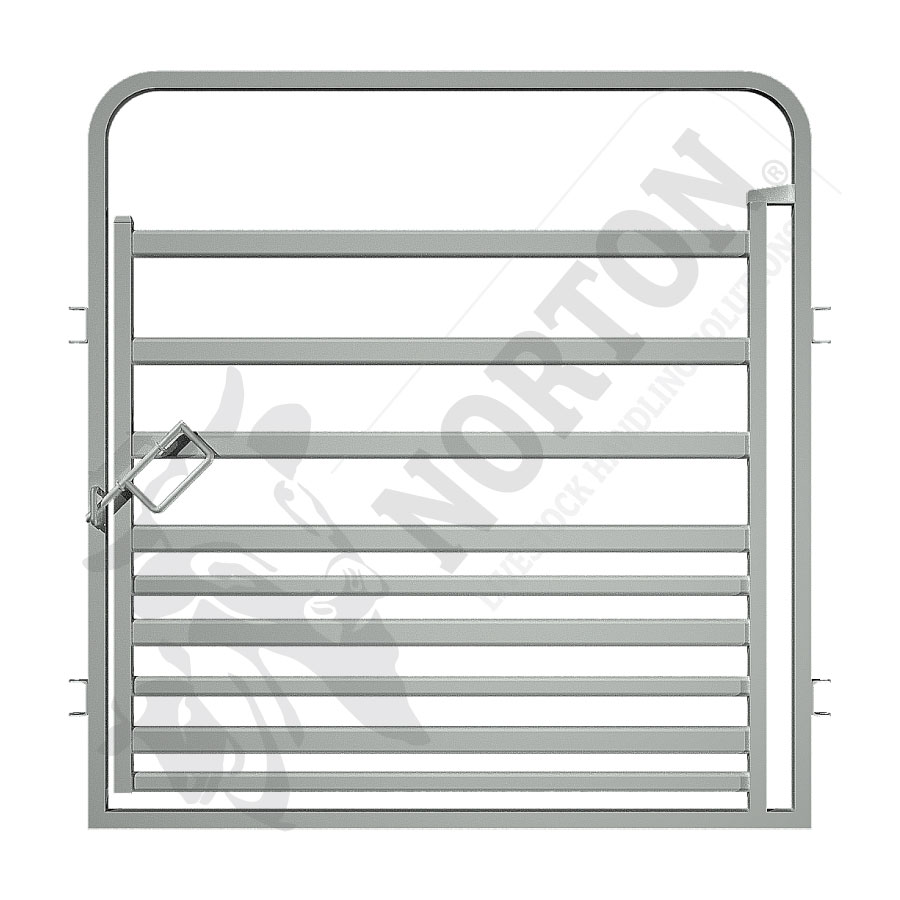portable-9-bar-oval-rail-gate