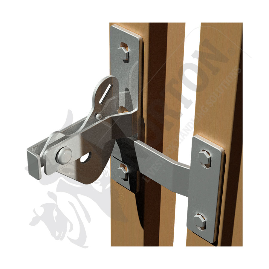 gate-fastener-d-latch